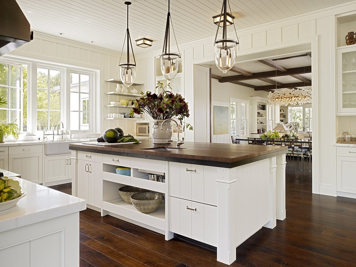Napa Farm House Kitchen