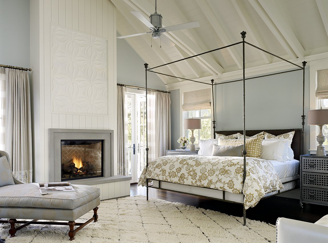 Napa Farm House Masterbed