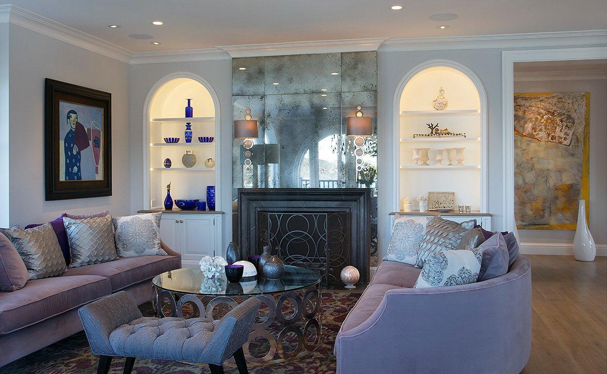 Belvedere Residence Living Room