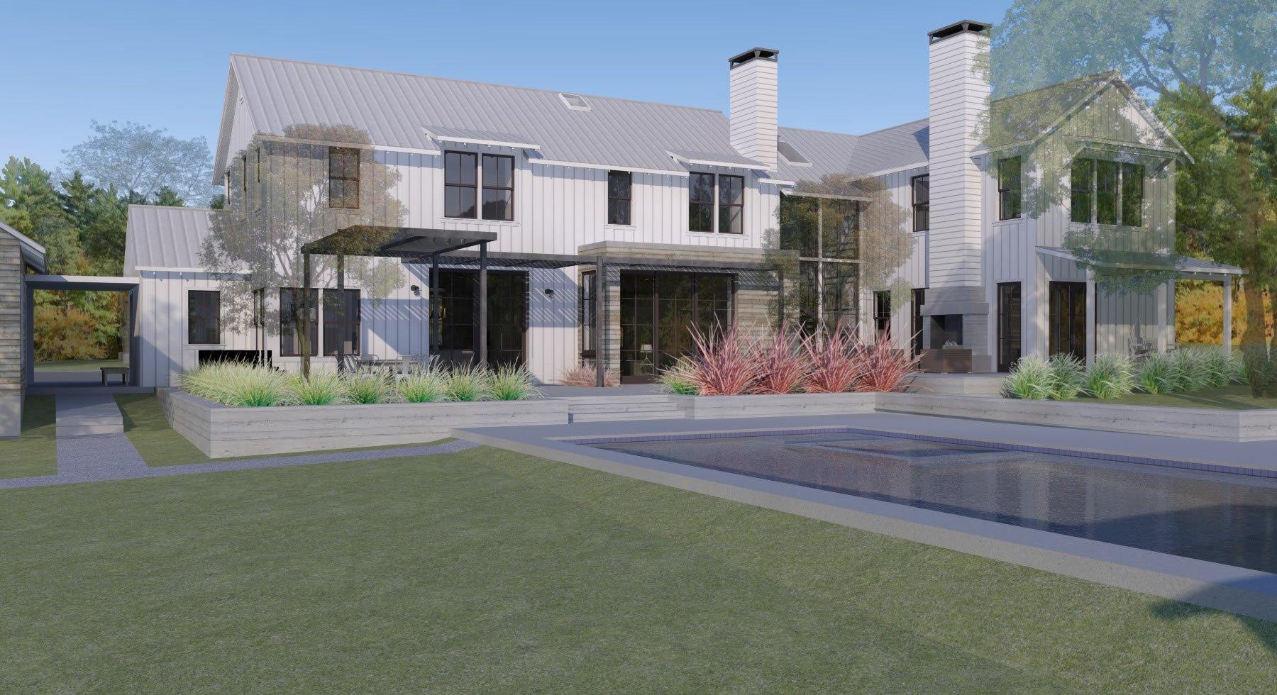 Marin Modern Farmhouse