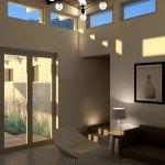 Stinson Beach House livingroom
