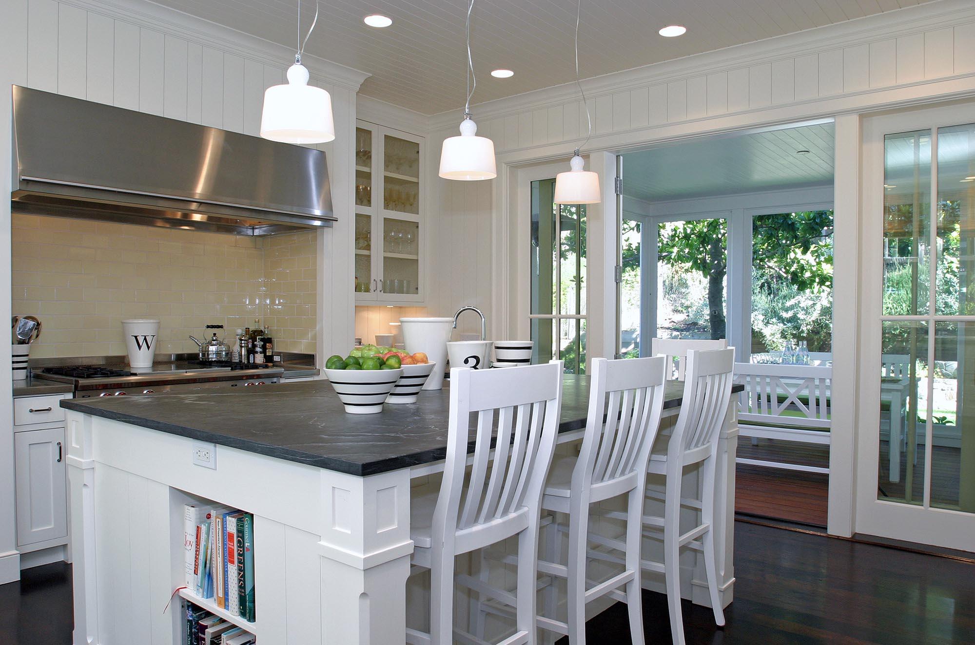 Marin Residence kitchen