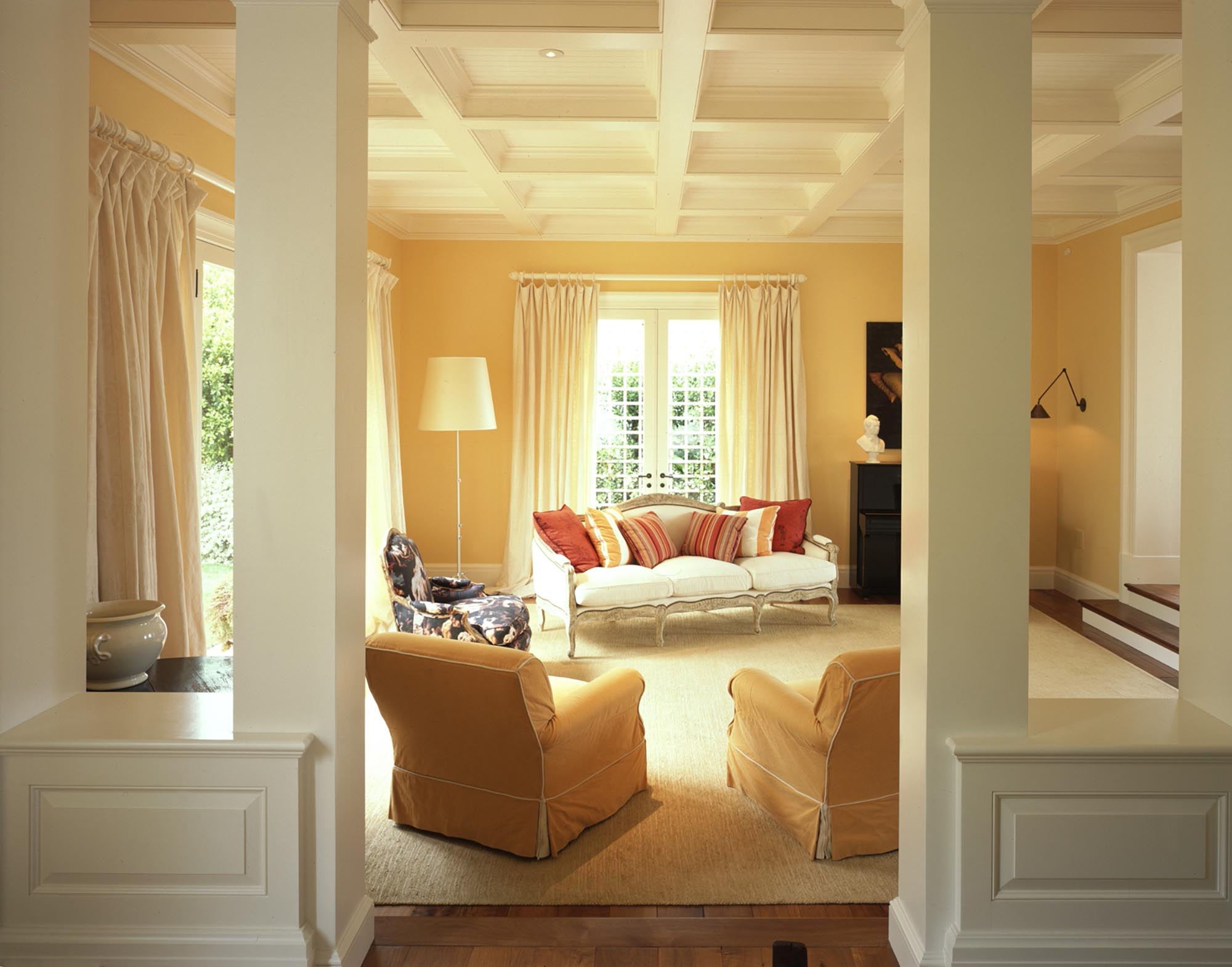 Pacific Heights Residence Family Room