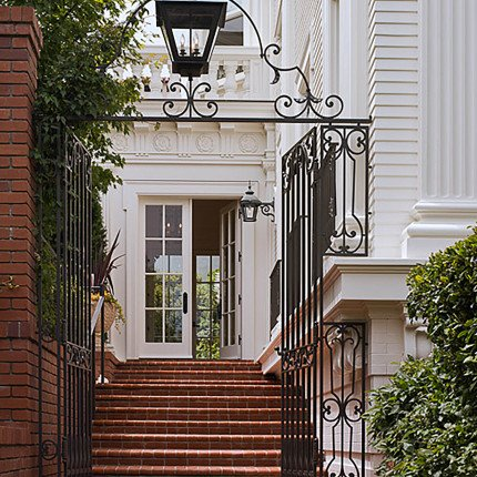 Pacific Heights Residence Entry