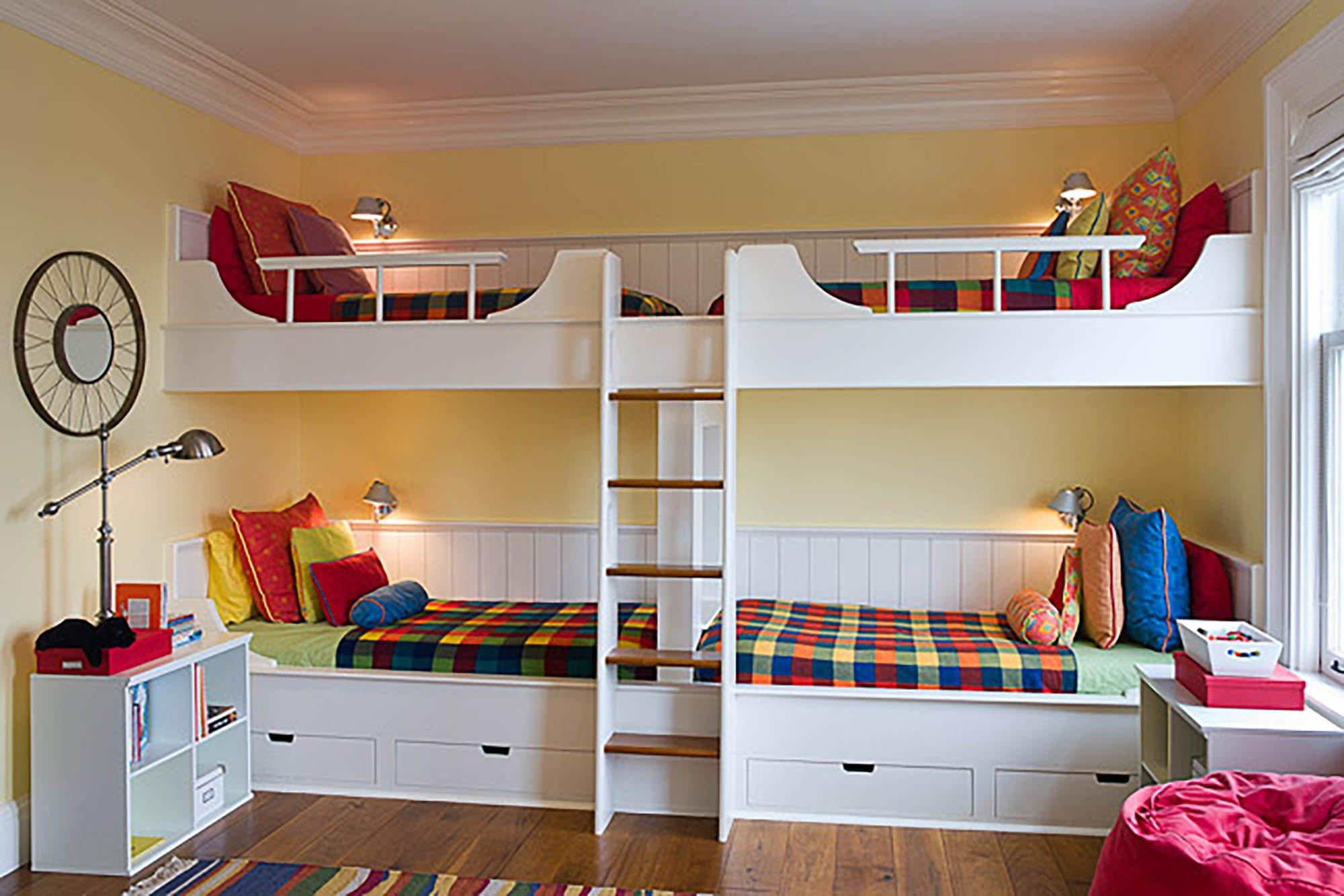 Pacific Heights Residence Kids Room