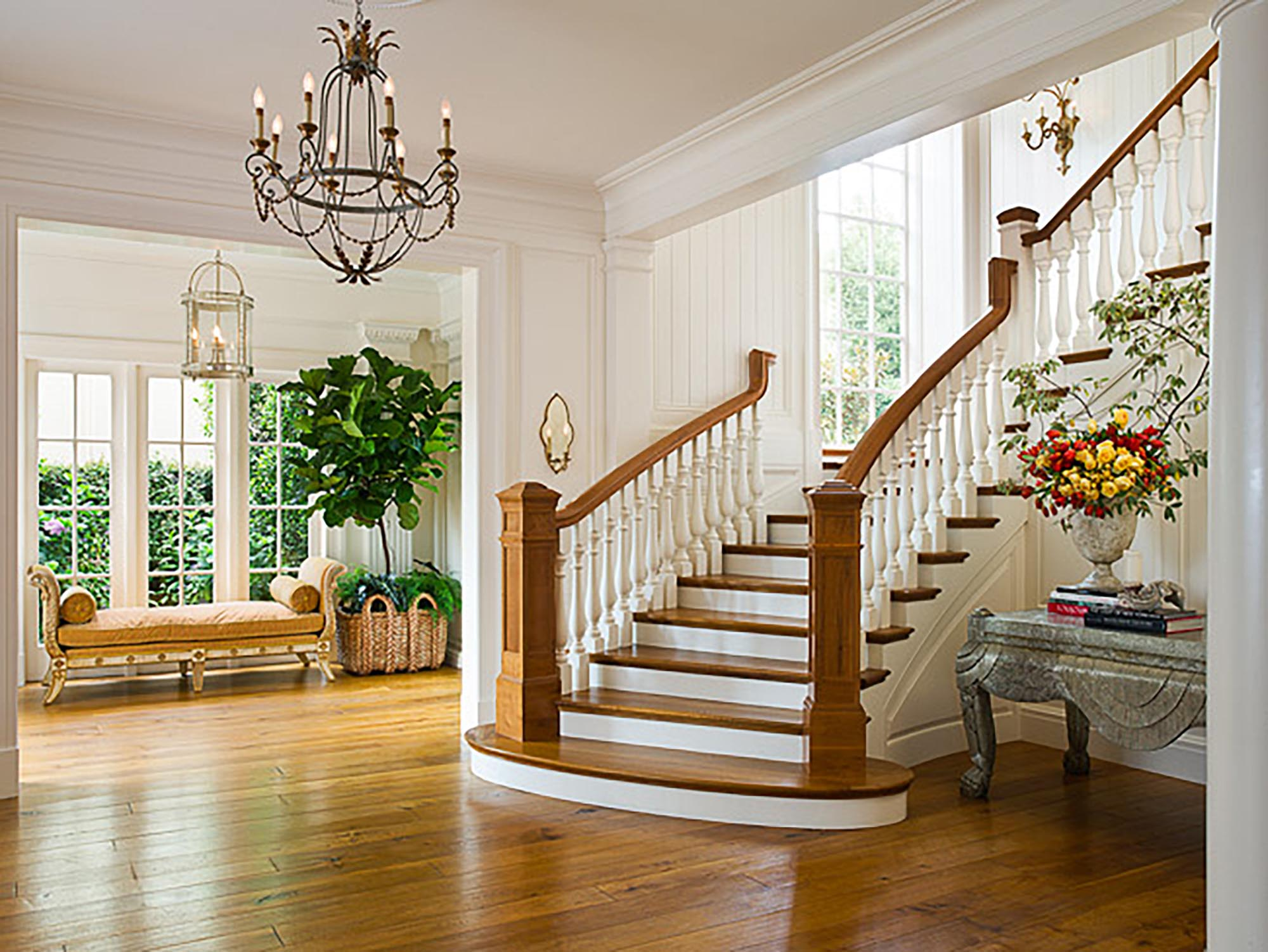 Pacific Heights Residence Staircase