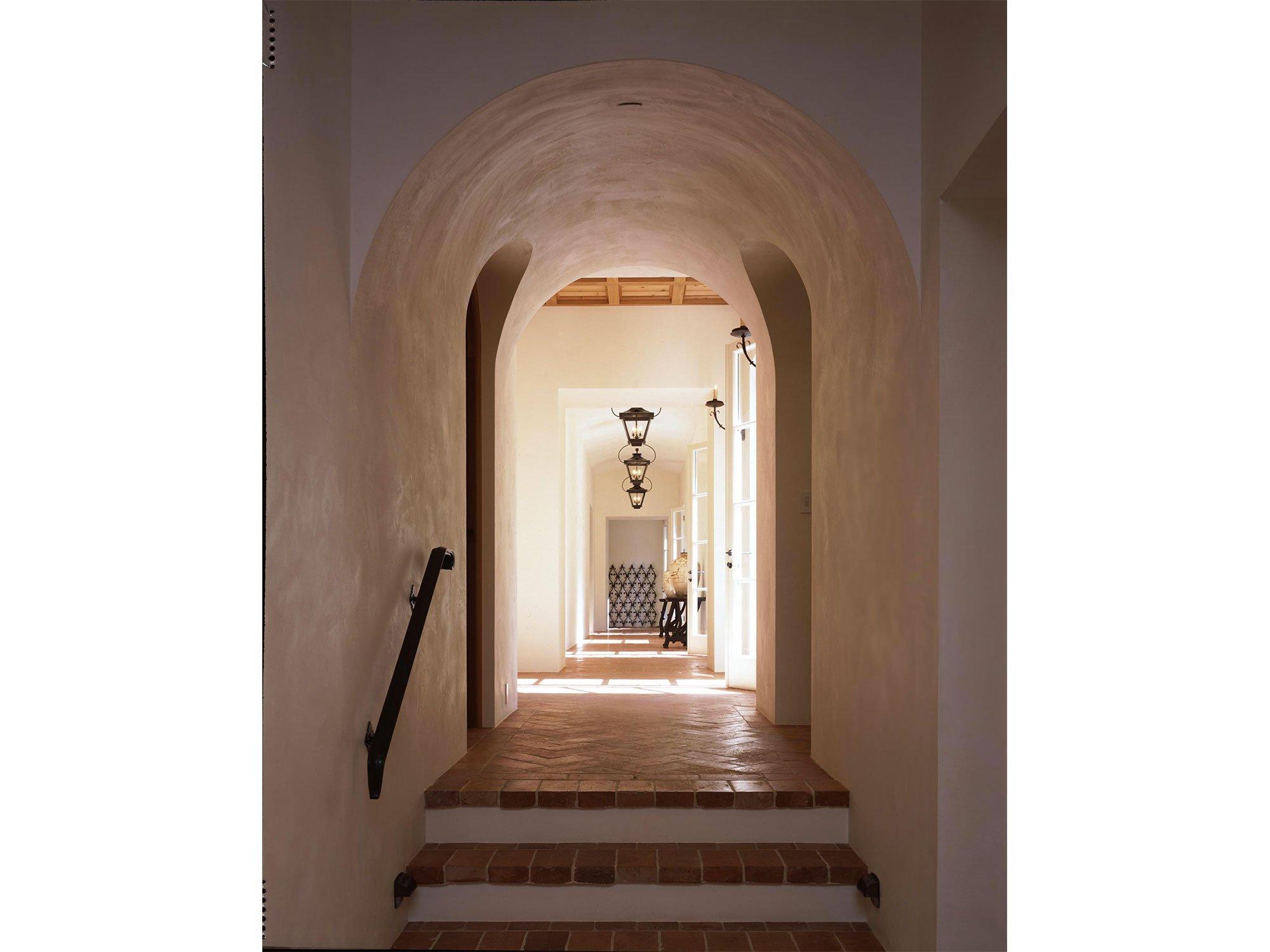 tuscan hallway