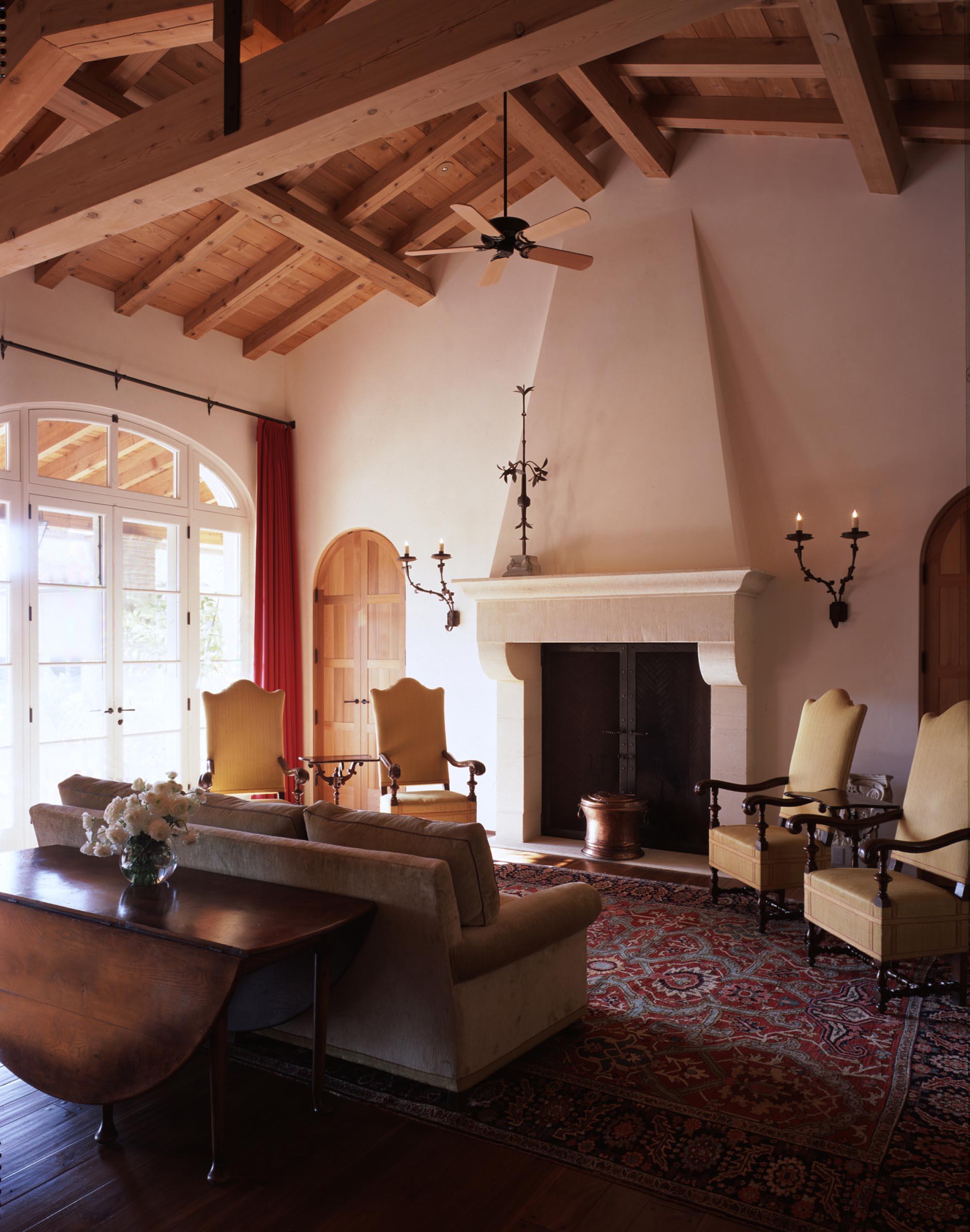 Tuscan Living Stephen Willrich Design